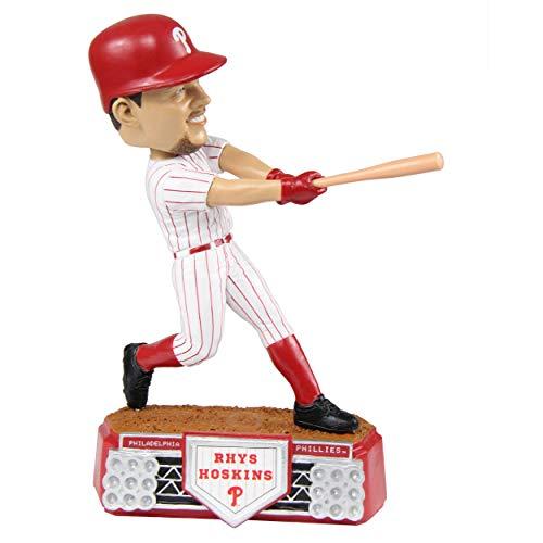 (BHOF Rhys Hoskins Philadelphia Phillies Stadium Lights Special Edition Bobblehead MLB)