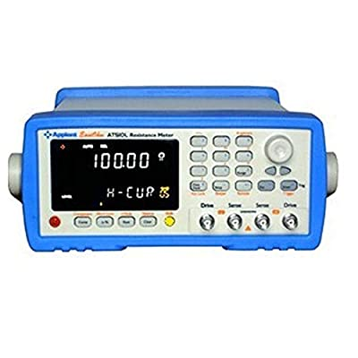 AT510L Micro DC Resistance Ohm Meter Tester 1 Micro Ohm - 30K Ohm Accuracy 0.1%