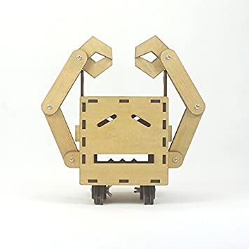Haisen Toiletten Papier Halter Roboter Tissue Box Diy