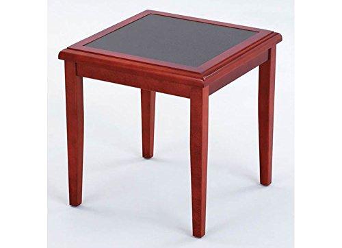 Wood End Table Lesro (Hardwood End Table Dimensions: 20