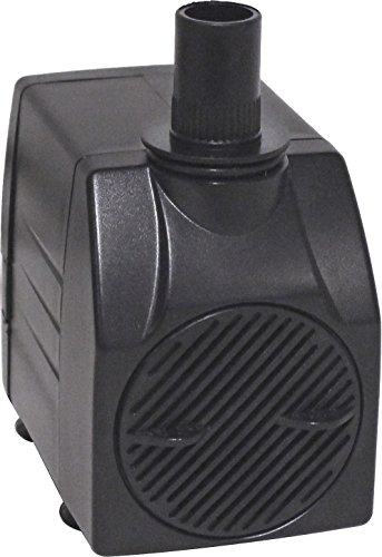 EasyPro Products MP295 Tranquil Decor Mag Drive Pump, 295 GPH