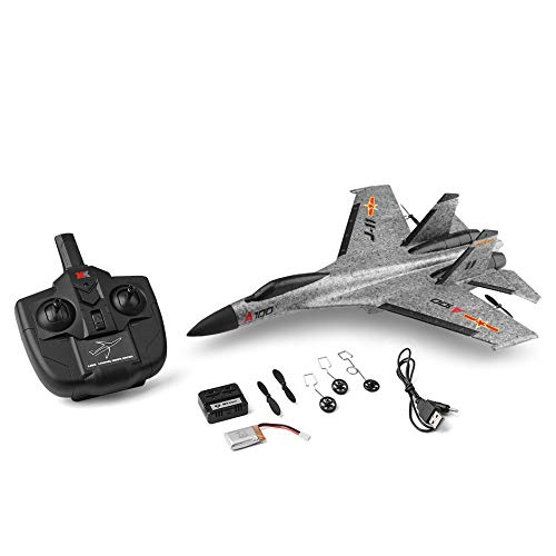 Wltoys A100-Annihilation 11 3CH Mini 340mm Wingspan Wingspan EPP RC FPV Racing Drone Airplane Plane Toys with High Speed❤️