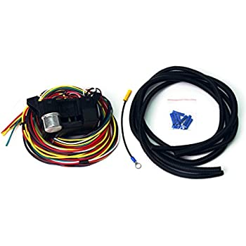 Pleasing Amazon Com A Team Performance 14 Circuit Basic Wire Kit Small Wiring 101 Tzicihahutechinfo