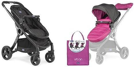 Chicco Urban plus -Carrito transformable en capazo y silla de ...