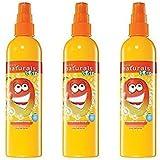 3 x Avon Naturals Kids cheveux Démêlent/démêlage spray x 200ml