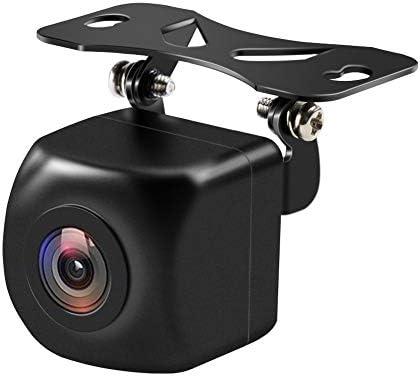 Niloghap 自動車用バックアップカメラ 純銅ケーブル ユニバーサル HD 720P IP69K 防水 スターライト ナイトビジョン リアビュー 駐車 車両カメラ 車 ピックアップ トラック SUV RV バン用