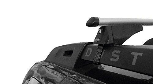 MENABO Barres de Toit Railing pour Dacia Duster 1 Phase 2 - DE 2013 à 2018