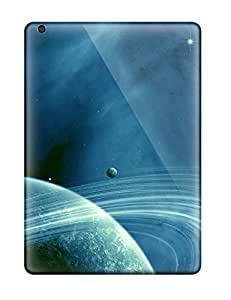 Unique Design Ipad Air Durable Tpu Case Cover Hd Space