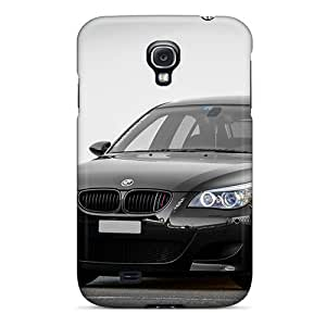 New Tpu Hard Case Premium Galaxy S4 Skin Case Cover(bmw M5 E60)
