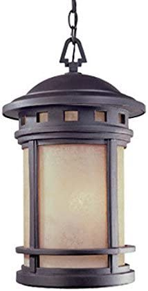 Designers Fountain 2394-AM-ORB Sedona 11 Hanging Lantern