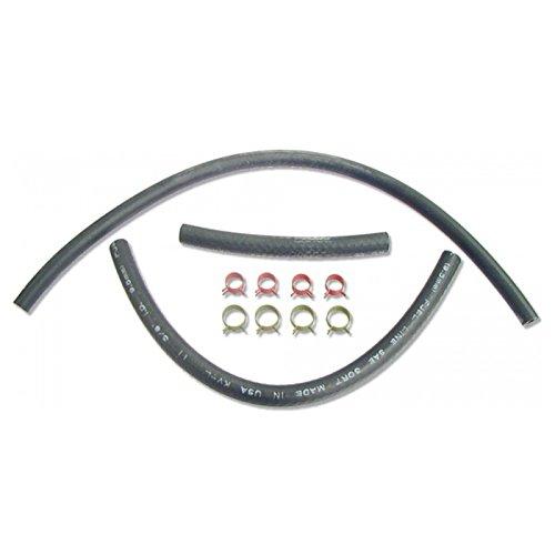 Eckler's Premier Quality Products 33-179730 Camaro Fuel & Vapor Hose Kit, 350/255-300hp & 396/325-350hp,