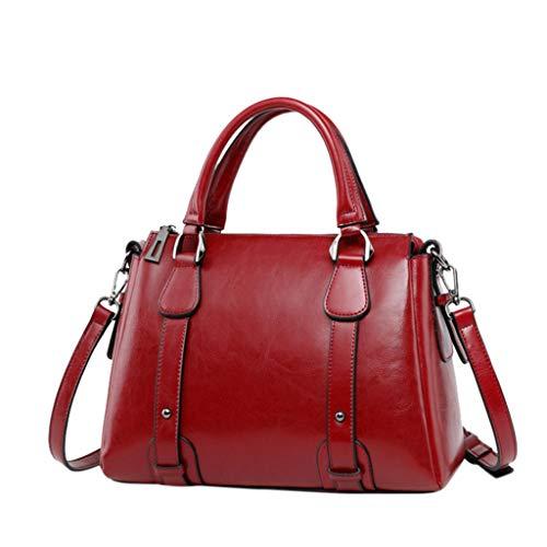 (DDKK bags Women Zipper Pu Leather Hobo Handbag Shoulder Casual Crossbody Purse Tote-Top Handle Satche Messenger Convertible Bags)