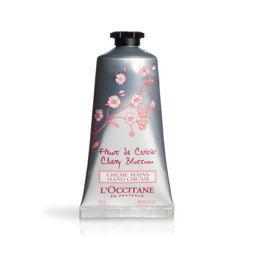 L Occitane Cherry Blossom Hand Cream