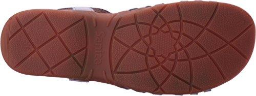 Sandalo Sanita Piatto Delle Blu Donne Cadenza Catalina Pastello 5wq7TOR7x