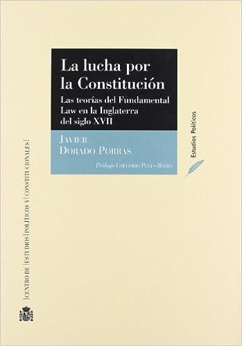 Book La Lucha Por La Constitucion