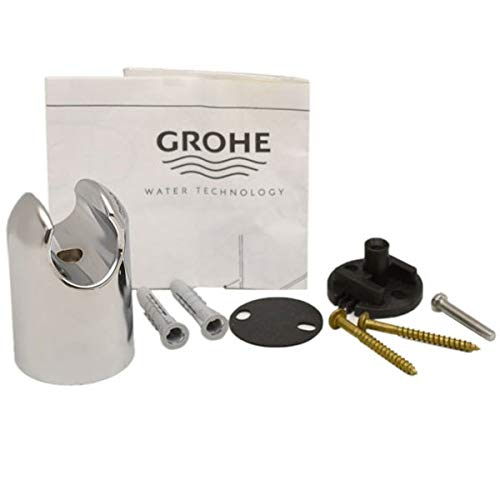 (Grohe 28605000 Relexa Starlight Chrome Handshower Holder)