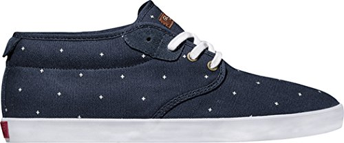Globe Liberty - Zapatillas de skate para hombre Azul Marino Plus