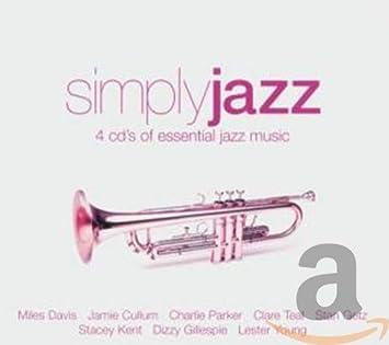 Simply Jazz: Various Artists: Amazon.es: Música
