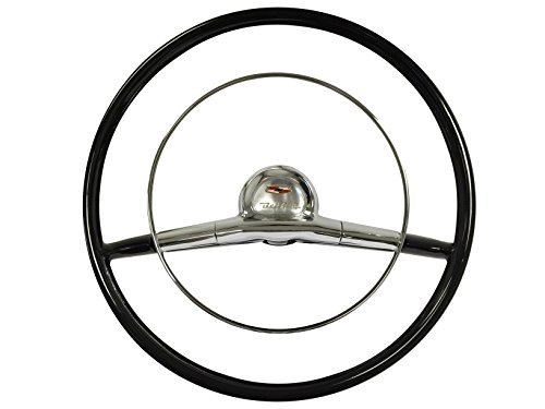 1957 Chevy Steering Wheel - 1957 16