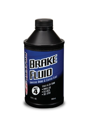 Maxima Brake - Maxima 80-86912 DOT 4 Brake Fluid - 12 oz. Bottle
