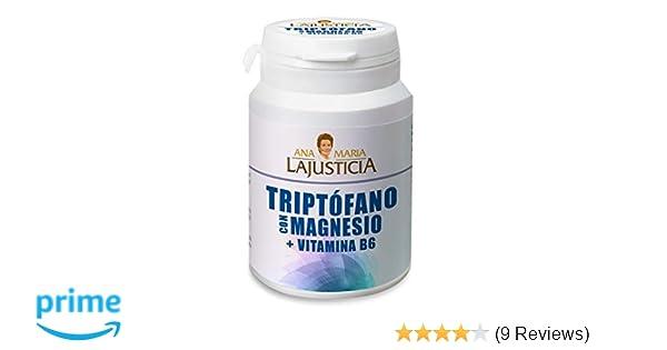 Ana Maria LaJusticia Triptófano with Magnesio + Vit. B6 60 Caps