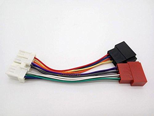 autostereo esté reo del coche Conector 12 –  113 está ndar iso Arné s Adaptador De Radio para Hyundai 1998 + Kia 1994 + Autostereo TECH