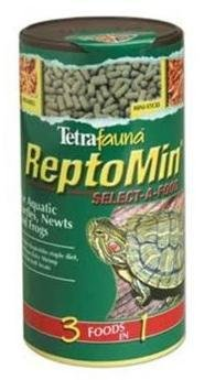 Tetra 29253 ReptoMin Select-a-Food, 1.55-Ounce, 250-ml, food, reptile, diet, reptiles, diet Pet Supplies / Shops (250 Ml Food)