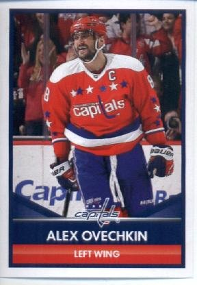 77c67ad6e 2016-17 Panini NHL  232 Alex Ovechkin Washington Capitals Hockey Sticker   Amazon.ca  Sports   Outdoors