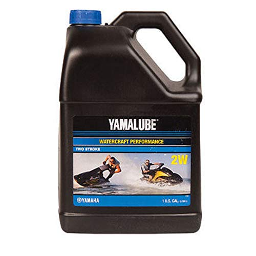 Yamaha Yamalube 2-W 2-Stroke Waverunner Performance Oil One Gallon