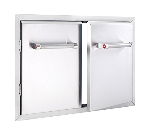 Kitchen Aid Cabinets: KitchenAid 780-0018 Cabinet Double Access Door, 33
