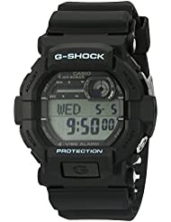 G-Shock GD350-8 Mens Black Resin Sport Watch
