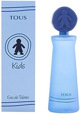 TOUS KIDS boy Eau De Toilette vapo 100 ml-mujer: Amazon.es: Belleza