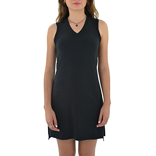 Victoria Dress In Black - Southcott Victoria Dress in Black (Large, Black)