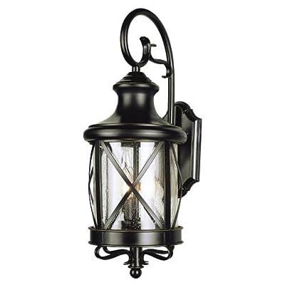 Trans Globe Lighting 2-Light Coach Lantern