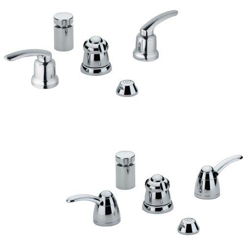 Talia 2-Handle Wideset Bidet Faucet