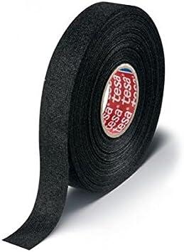 Tesa cinta aislante cinta tejido 9 mm x 25 m coche algodón cinta ...