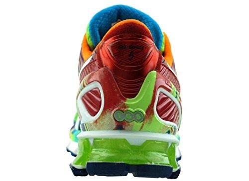 Zapatillas De Running Asics Gel-kinsei 5 Para Hombre Navy White Chinese Red