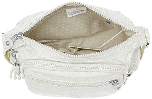 Kipling Bag S White Cross Women's Lively Body Gabbie White rq4rg