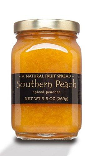 (Mountain Fruit Company Southern Peach - Spiced Peach Jam - 9.5 Ounces)