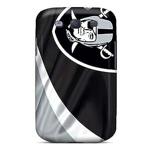 YitYr6159CewCU Oakland Raiders Awesome High Quality Galaxy S3 Case Skin