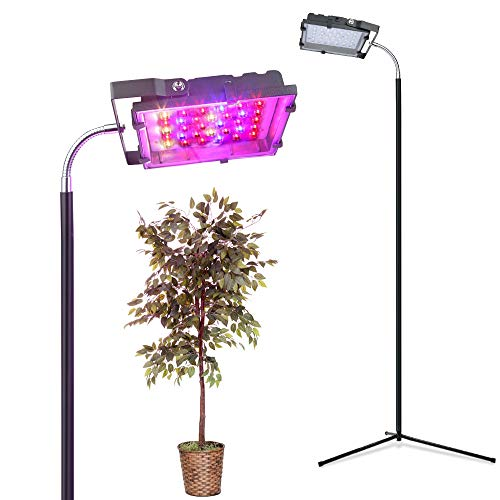 ACKE Floor Lamp for Indoor Plants, LED Standing Grow Light,Floor Plant Light Full Spectrum 35W for Indoor Plants Veg and Flower