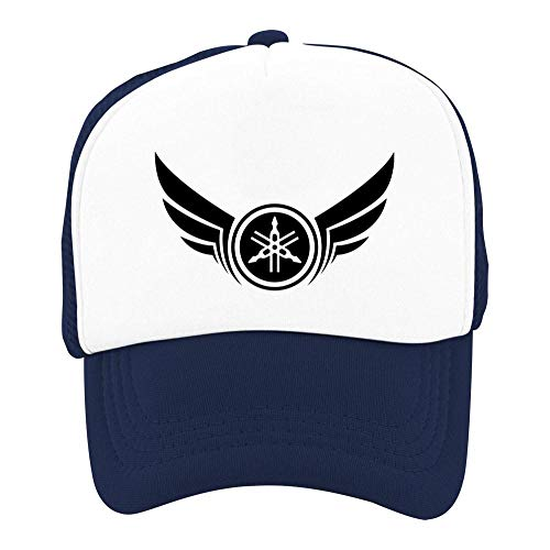 Gujigur Kids Yamaha Motor Wing Car Logo Auto Sport Car Youth Basketball Cap Snapback Hat