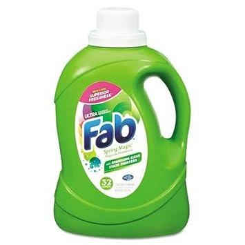 he detergent brands tide pods phoenix brands fab 2x he liquid laundry detergent pbc37060 amazoncom