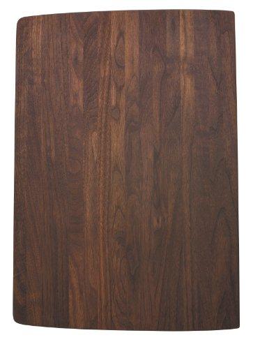 Blanco 222589 Wood Cutting Board, Fits Performa Silgranit II 1-3/4 Bowl, Walnut (Performa Bowl)