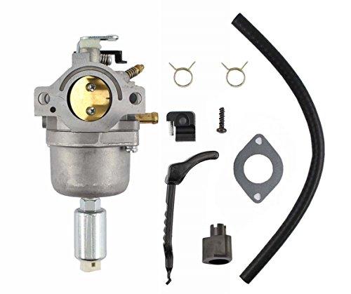 Carburetor For John Deere LA125 D110 LA-105 Lawn Riding Mower Briggs & Stratton intek Carb Replaces MIA12509 MIA11474