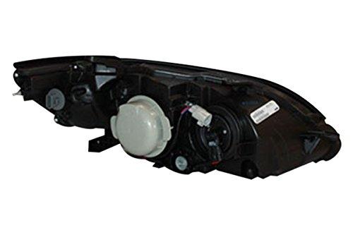 (TYC 20-9018-00-1 Subaru Legacy Left Replacement Head)