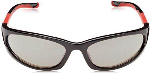 Dice lunettes de soleil - Multicolore - noir/rouge VysDL