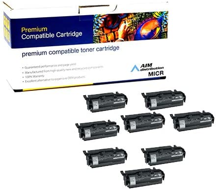 - Generic 39V25142PK 2//PK-25000 Page Yield AIM Compatible Replacement for IBM InfoPrint 1832//1852//1872//1892 Toner Cartridge
