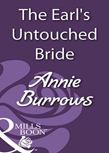 the earl s untouched bride burrows annie