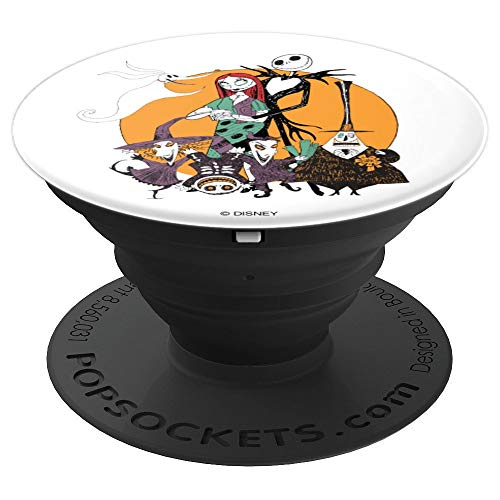 Disney Nightmare Before Christmas All Together PopSocket - PopSockets Grip and Stand for Phones and Tablets